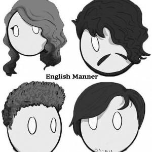 ENGLISH MANNER