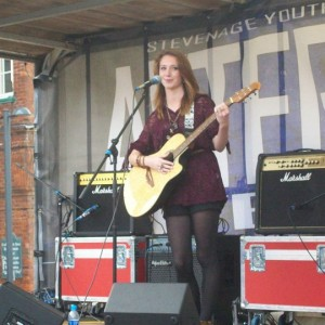 BALSTOCK 2010 - Paige Martin on The High Street / After Dark Stage