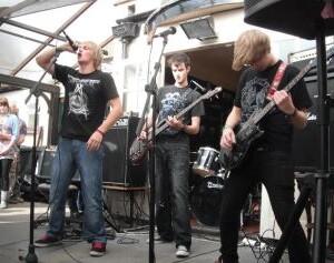 BALSTOCK 2011 - Behind Pandora at The White Lion