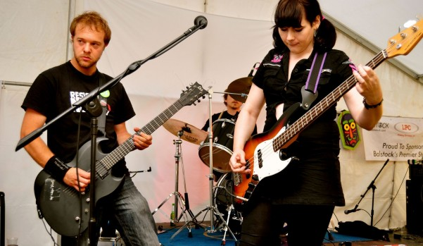 The Toxins @ The Engine Balstock 2015