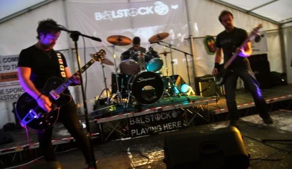 Brocker @ The Engine Balstock 2015