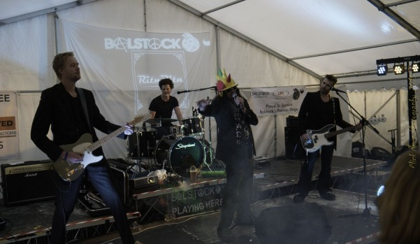Ritn Ditn @ The Engine Balstock 2015