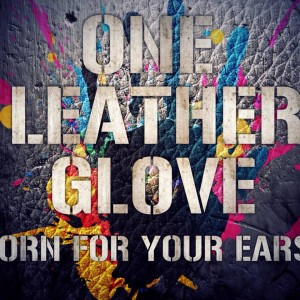 ONE LEATHER GLOVE